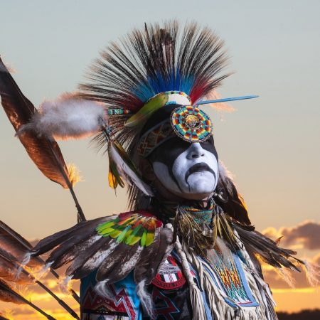 dancer, the freedom of flight, northwest territories