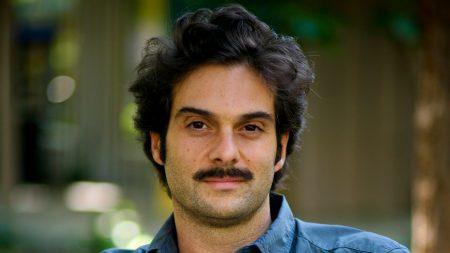 daniele luppi, face, mustache