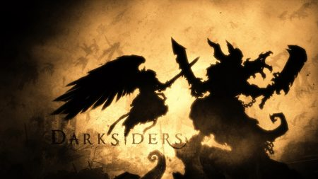 darksiders, battle, wings