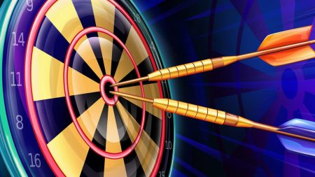 dart, game, colorful