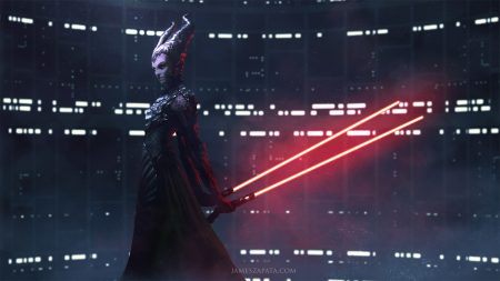 darth maleficent, game, hero