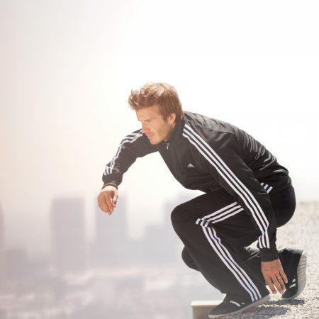 david beckham, footballer, roof