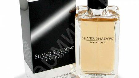 davidoff, silver shadow, perfume