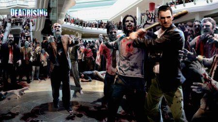dead rising, frank west, zombi
