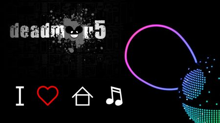 deadmau5, icons, graphics