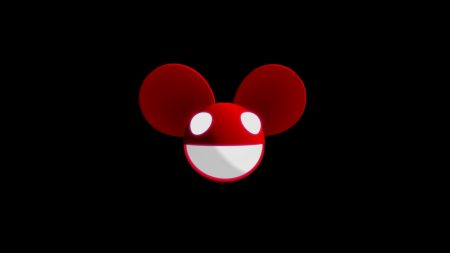 deadmau5, mouse, smile