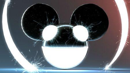 deadmau5, sparks, mouse