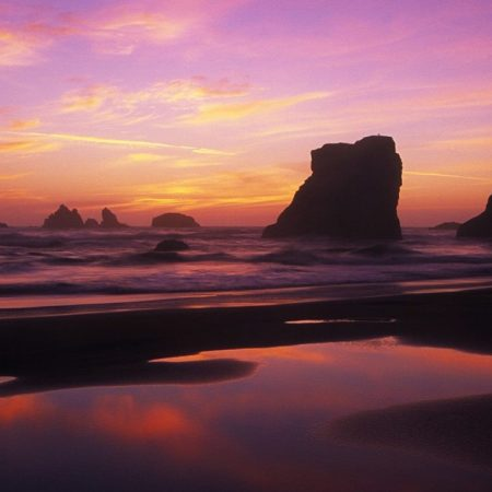 decline, beach, coast