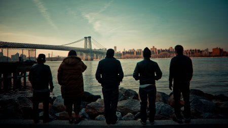 deftones, city, bridge