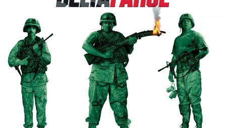 delta farce, soldiers, toy