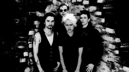 depeche mode, band, glasses