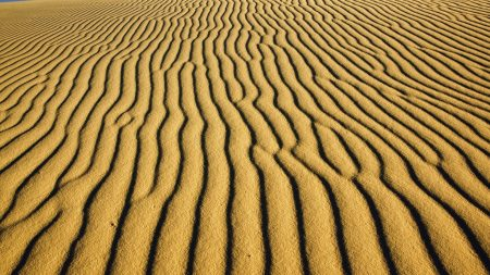 desert, patterns, lines