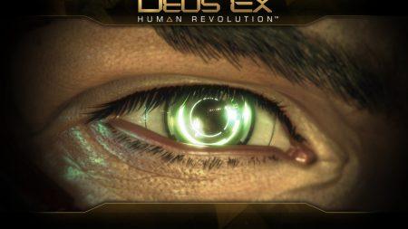 deus ex human revolution, eye, look