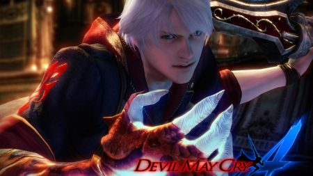 devil may cry 4, nero, hand