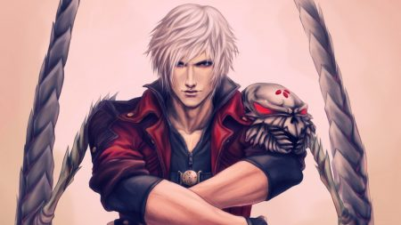 devil may cry, dante, hands