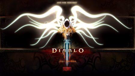 diablo 3, tyrael, angel