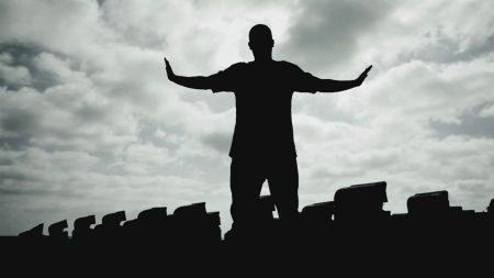 die firma, shadow, sky