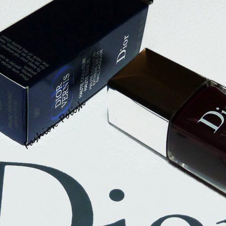 dior smoky plum, nail polish, reliability