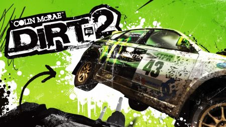 dirt 2, colin mcrae, car