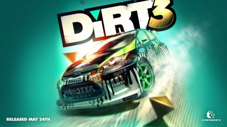 dirt 3, car, graphics