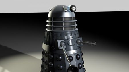 doctor who, robot, mechanism