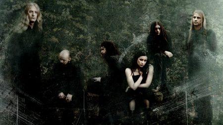 draconian, girl, band