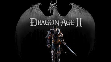 dragon age 2, dragon, warrior