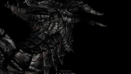 dragon, skyrim, the elder scrolls v skyrim