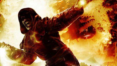 dragons dogma, fire, scream