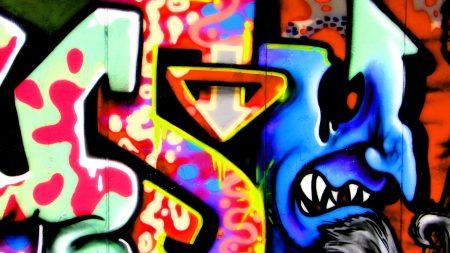 drawing, graffiti, green