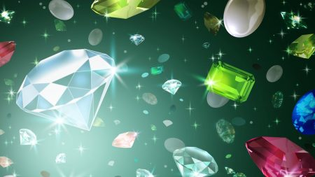 drawing, stones, diamonds