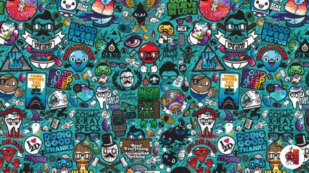 drawings, diversity, characters