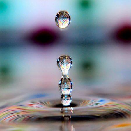 drop, liquid, moisture