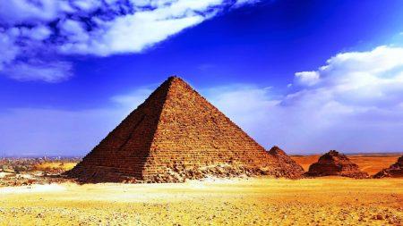egypt, pyramids, desert