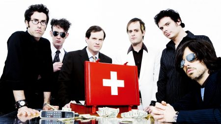 electric six, case, band