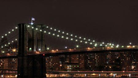 england, bridge, light
