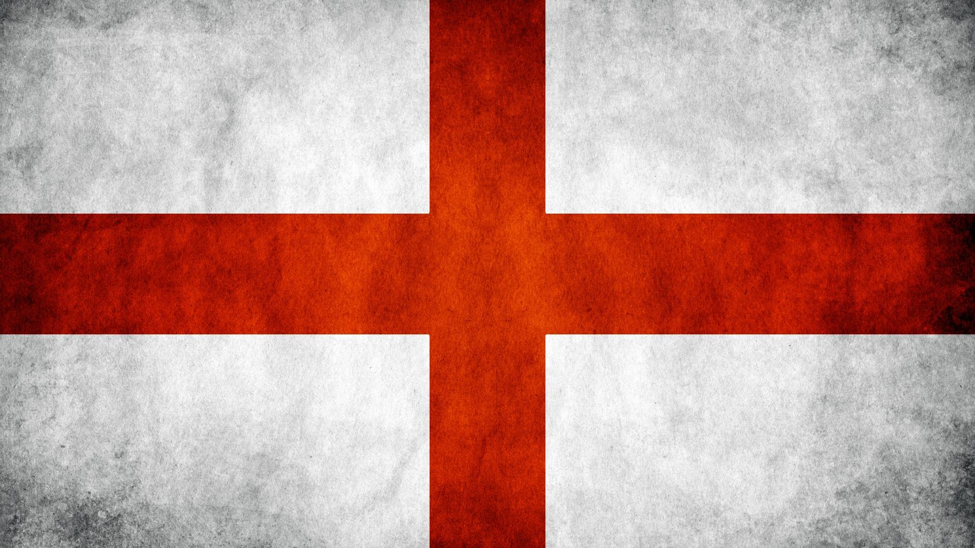 Download Wallpaper 1920x1080 England Flag Texture