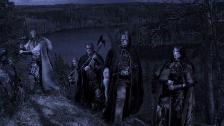 ensiferum, twilight, warriors