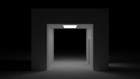 entrance, door, shade