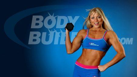 erin ellington, athlete, bodybuilding