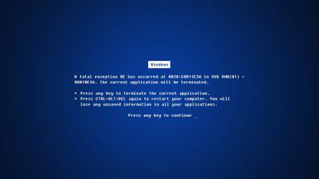error, windows, bug