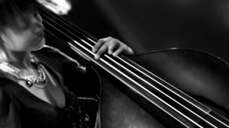 esperanza spalding, cello, girl