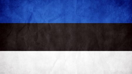estonia, line, flag