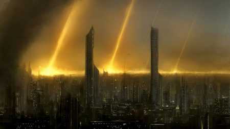 eve online, city, houses