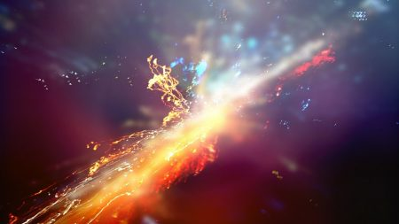 explosion, colorful, background