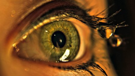 eye, drops, macro