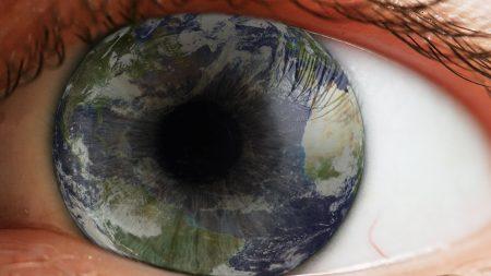 eye, lens, eyelashes