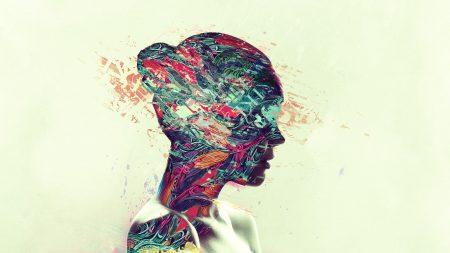 face, profile, color