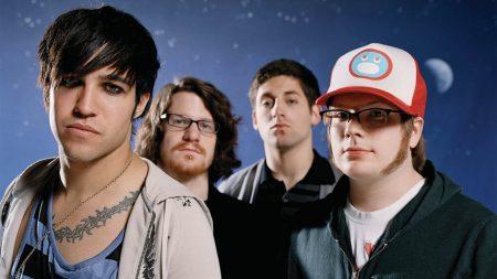 fall out boy, tattoo, band
