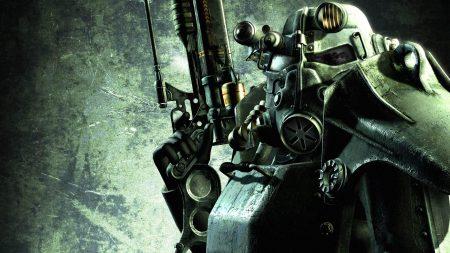 fallout, gun, soldier